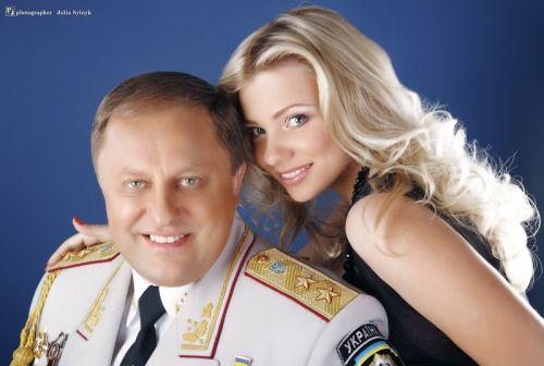 грицак василий николаевич с женой